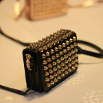 All Studded Shoulder Bag /..