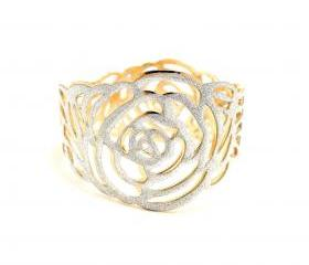 Glittering Rose Bangle (2 Colors!)
