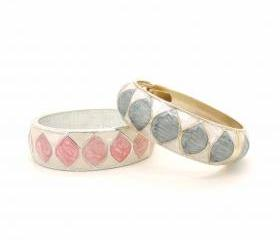 Diamonds Bangle (2 Colors!)