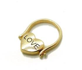 Love & Faith Ring