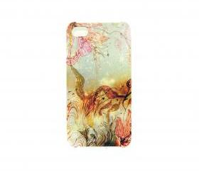 Retro Floral Relief iPhone4/4s Case