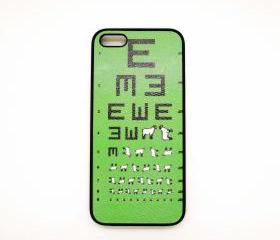 Eyesight Test iPhone 5 Case