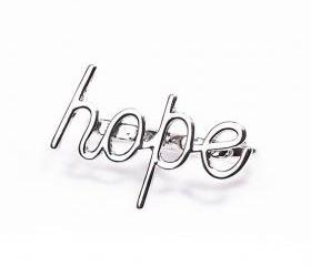 Double Finger Hope Ring