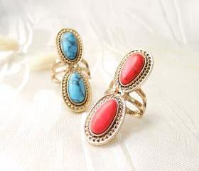 Opal Reflection Ring (2 Colors!)